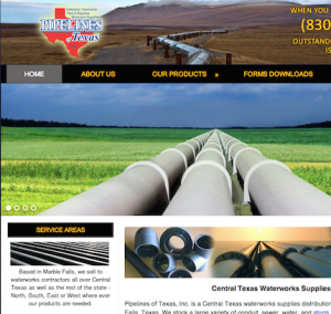 Pipelines of Texas Featured image